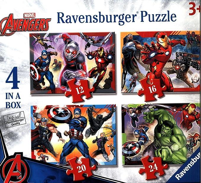 avenger 1000 xmas puzzle