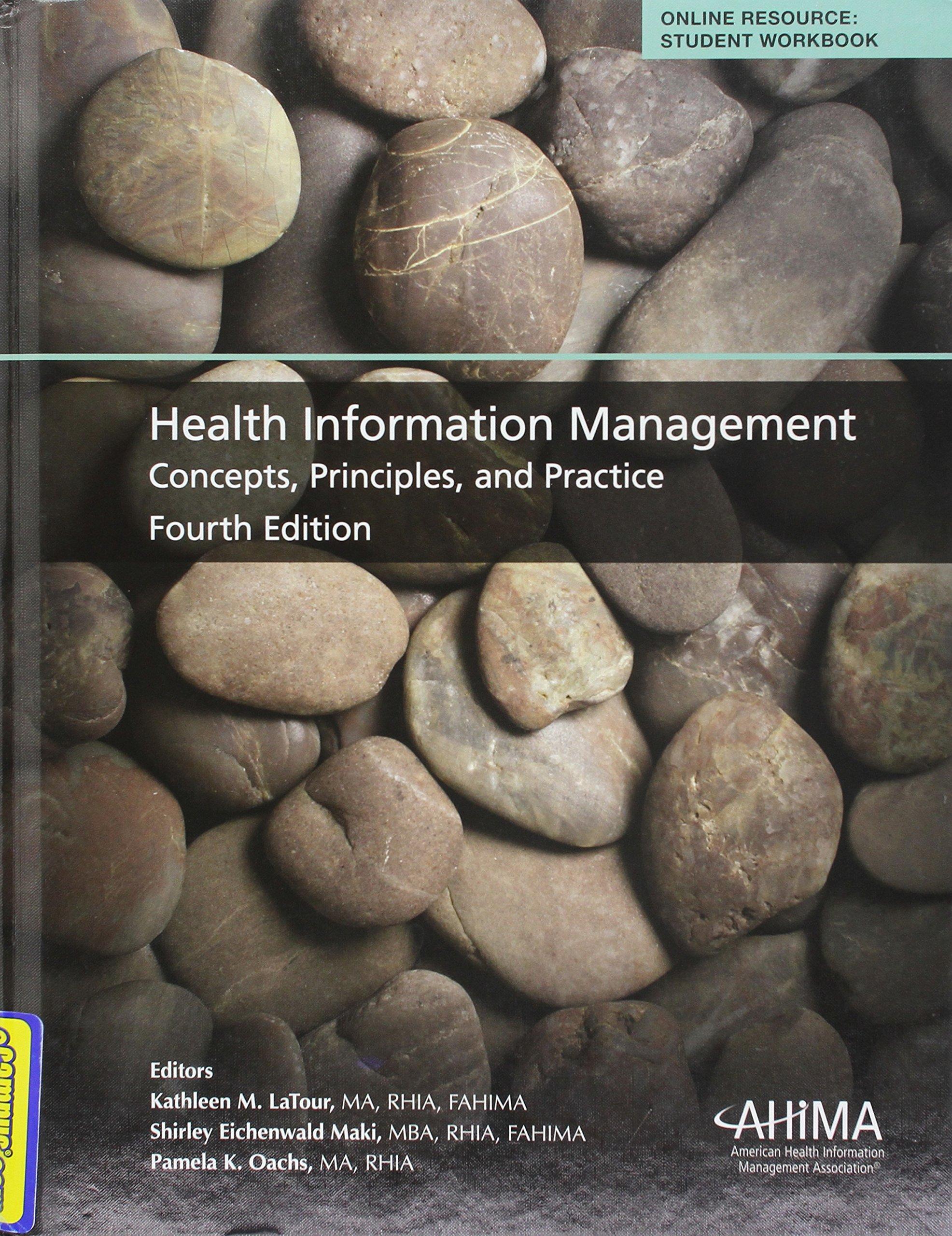 Download Health Information Management: Concepts, Principles and Practice pdf