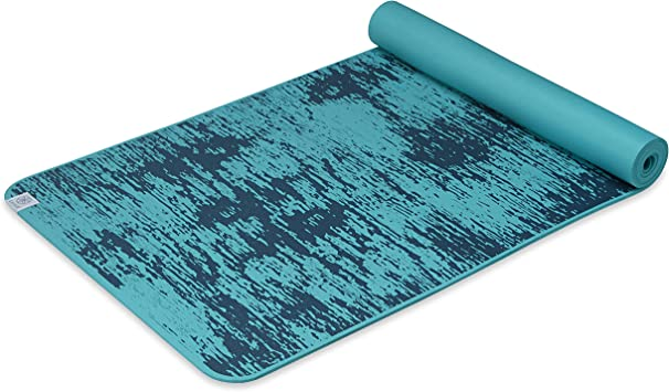 Amazon.com: Gaiam - Esterilla de yoga de 0.236 in, extra ...