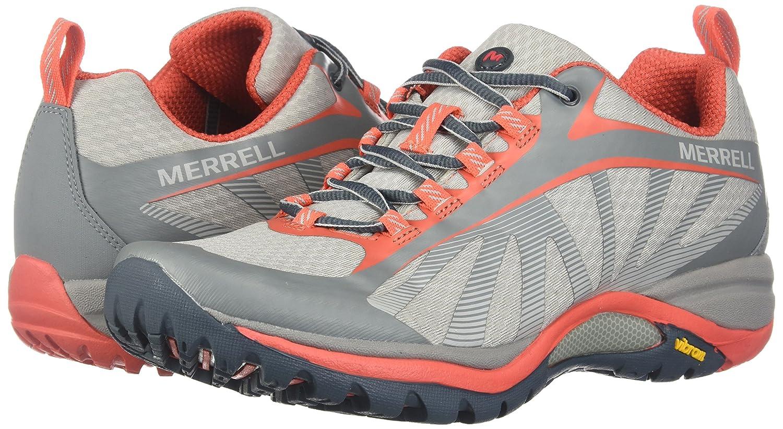 Merrell Women's Siren 8 Edge Hiker B074HSRYFD 8 Siren B(M) US Vapor bed62e