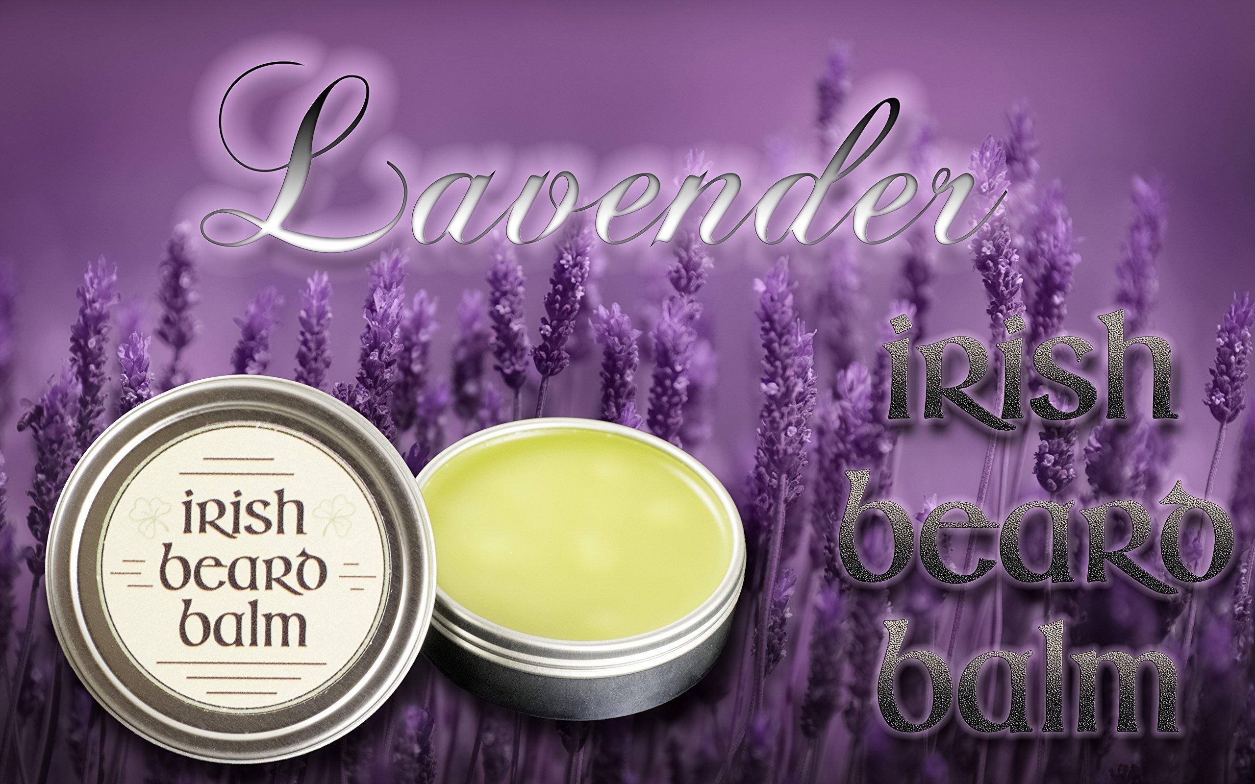 Irish beard balm Lavender by Irish beard balm