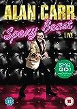 Alan Carr - Spexy Beast Live [DVD] [2011]