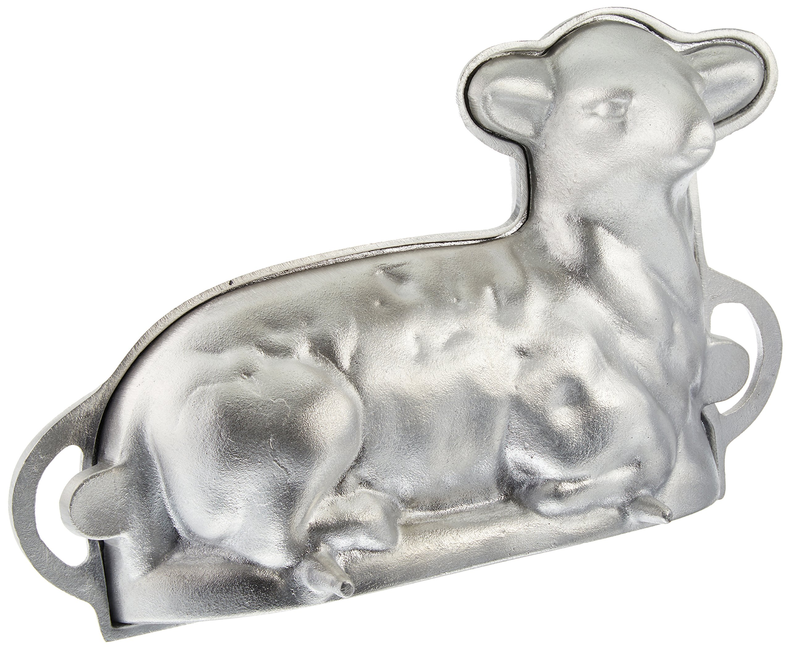 Kitchen Supply Large Lamb Cake Mold