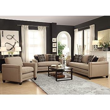 Amazon Com A Line Furniture Contemporary Design Living Room Sofa