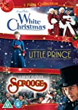White Christmas / The Little Prince / Scrooge Triple Pack