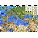 Imperium Romanum 211ad: carta Des Roma Ricca (arrotolato)