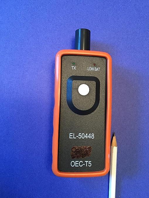 GM Tire Pressure Monitor Sensor TPMS Reset