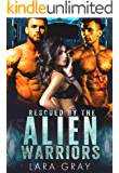 Rescued by the Alien Warriors (Xael Warrior Brides Book 2)