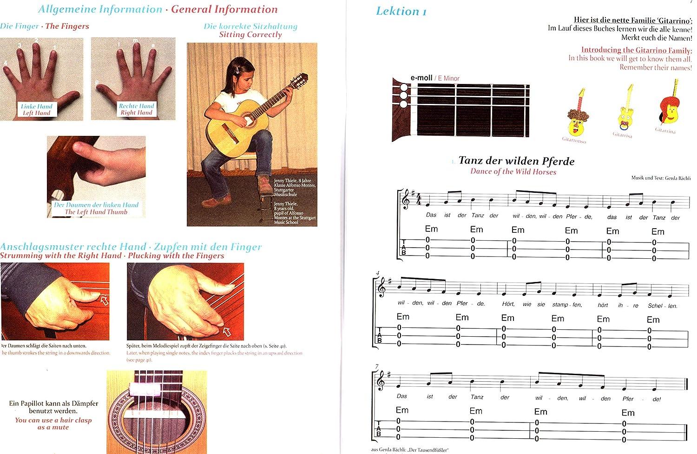 Guitar Intro 1 el Cancionero - Fácil canción acompañado para niños ...