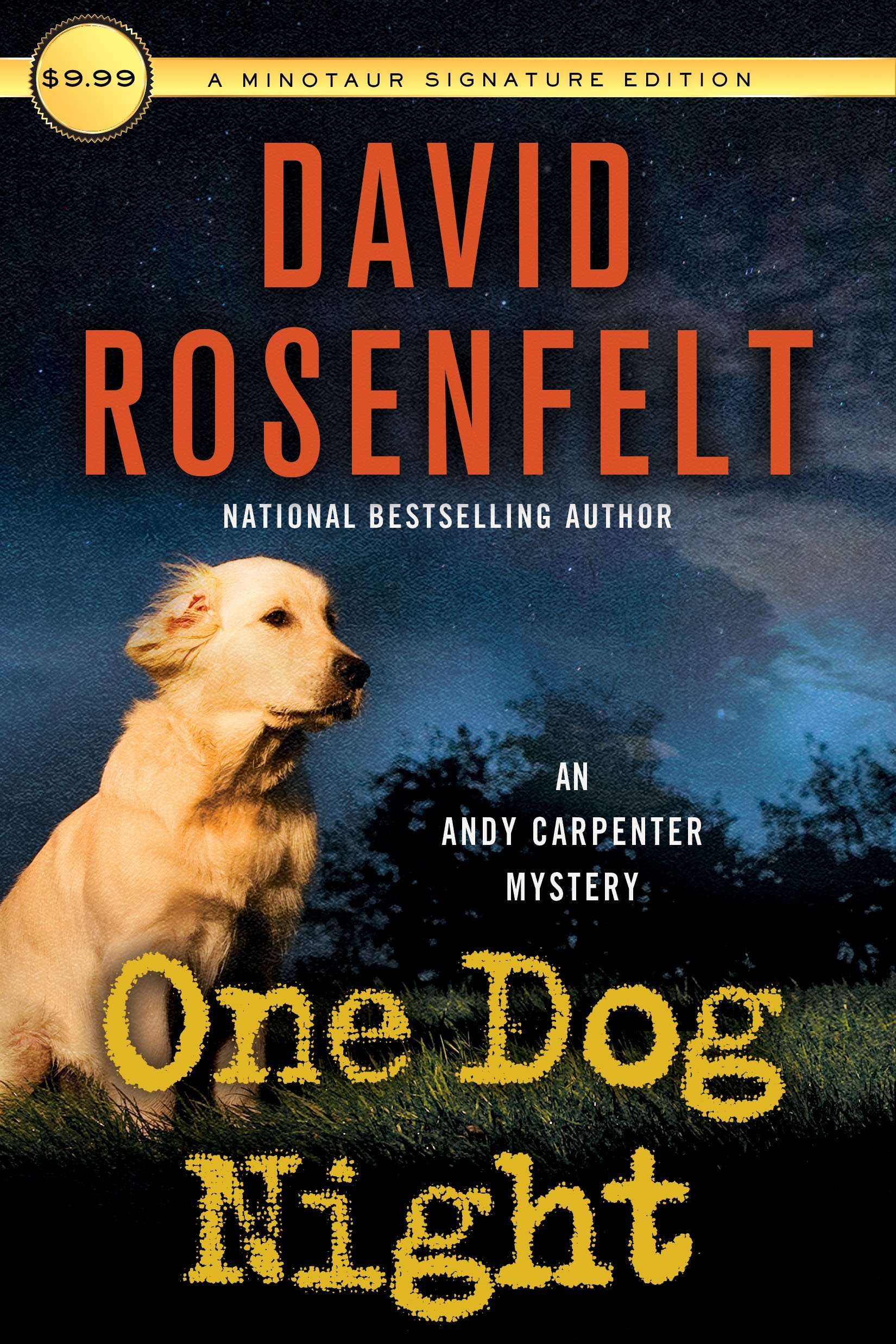 Download One Dog Night (An Andy Carpenter Novel) pdf epub
