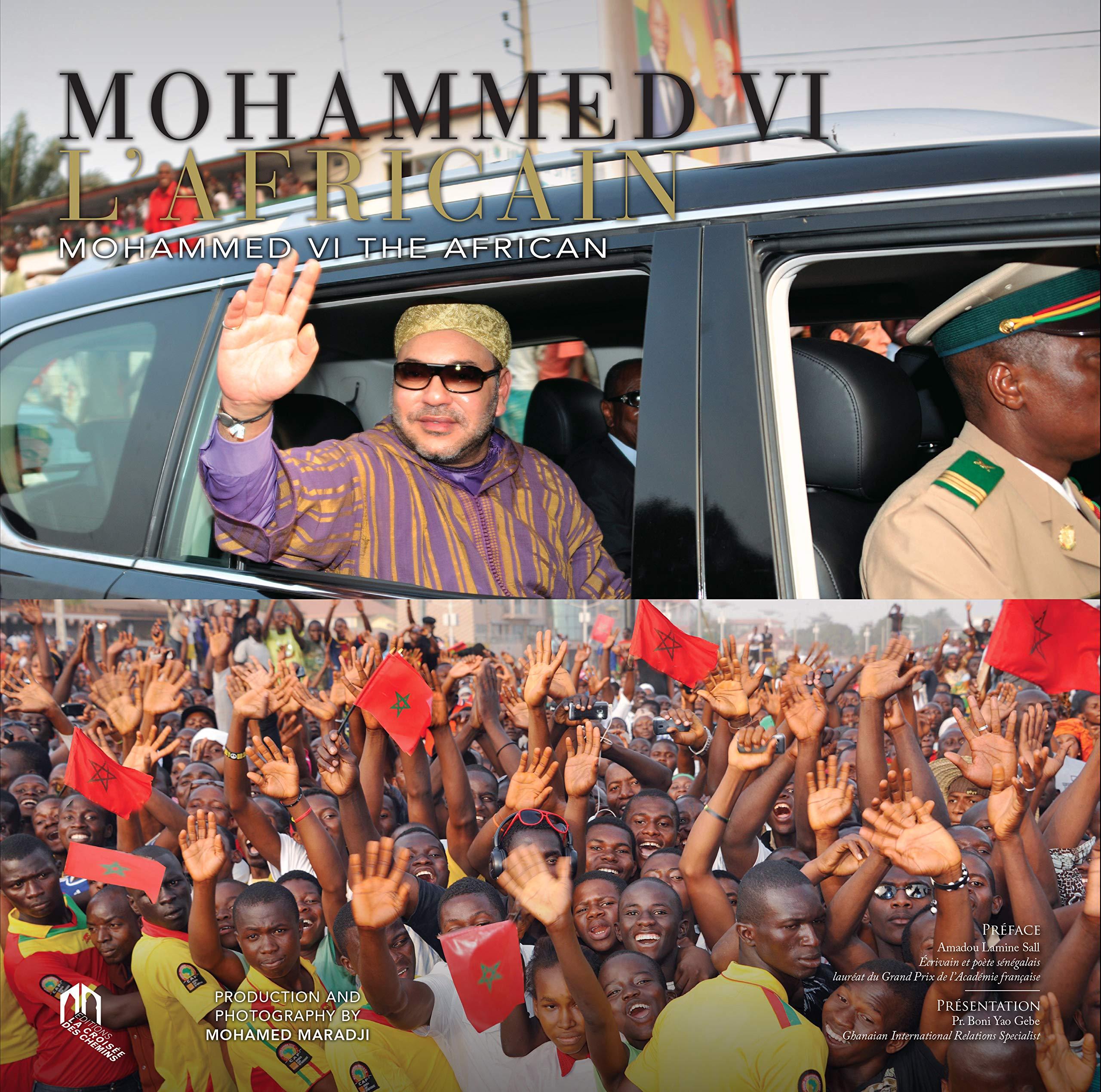 Mohammed Vi Lafricain Amazones Boni Yao Gebe Mohamed