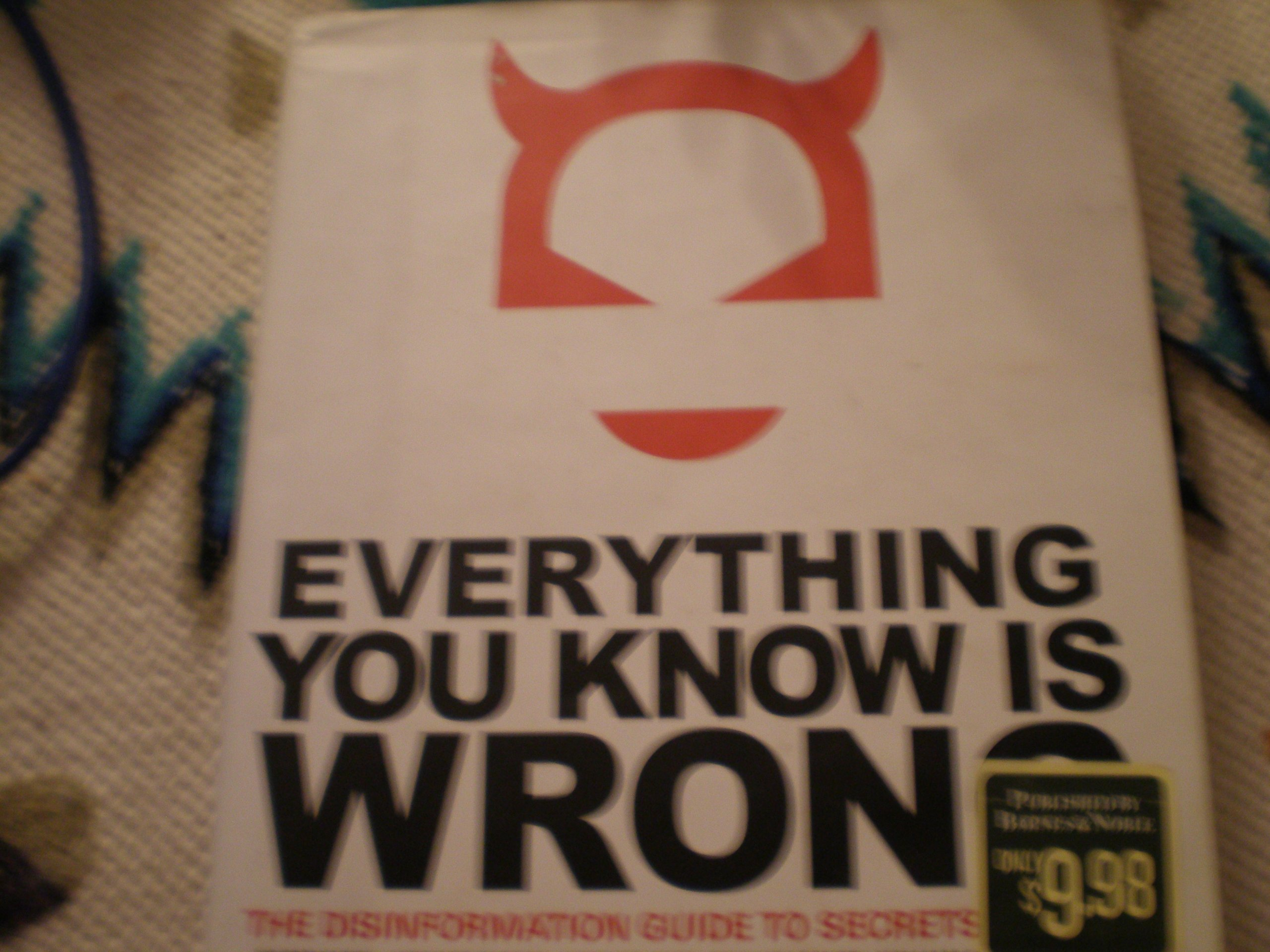 Download Everything You Know is Wrong pdf epub