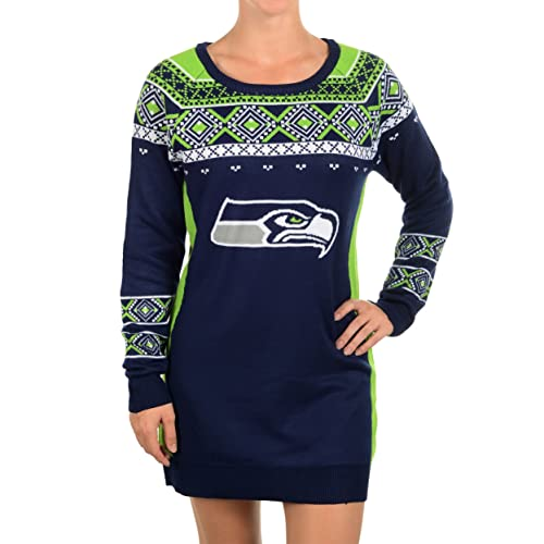 check out fd9a7 abcf1 Seattle Seahawks Ugly Christmas Sweaters