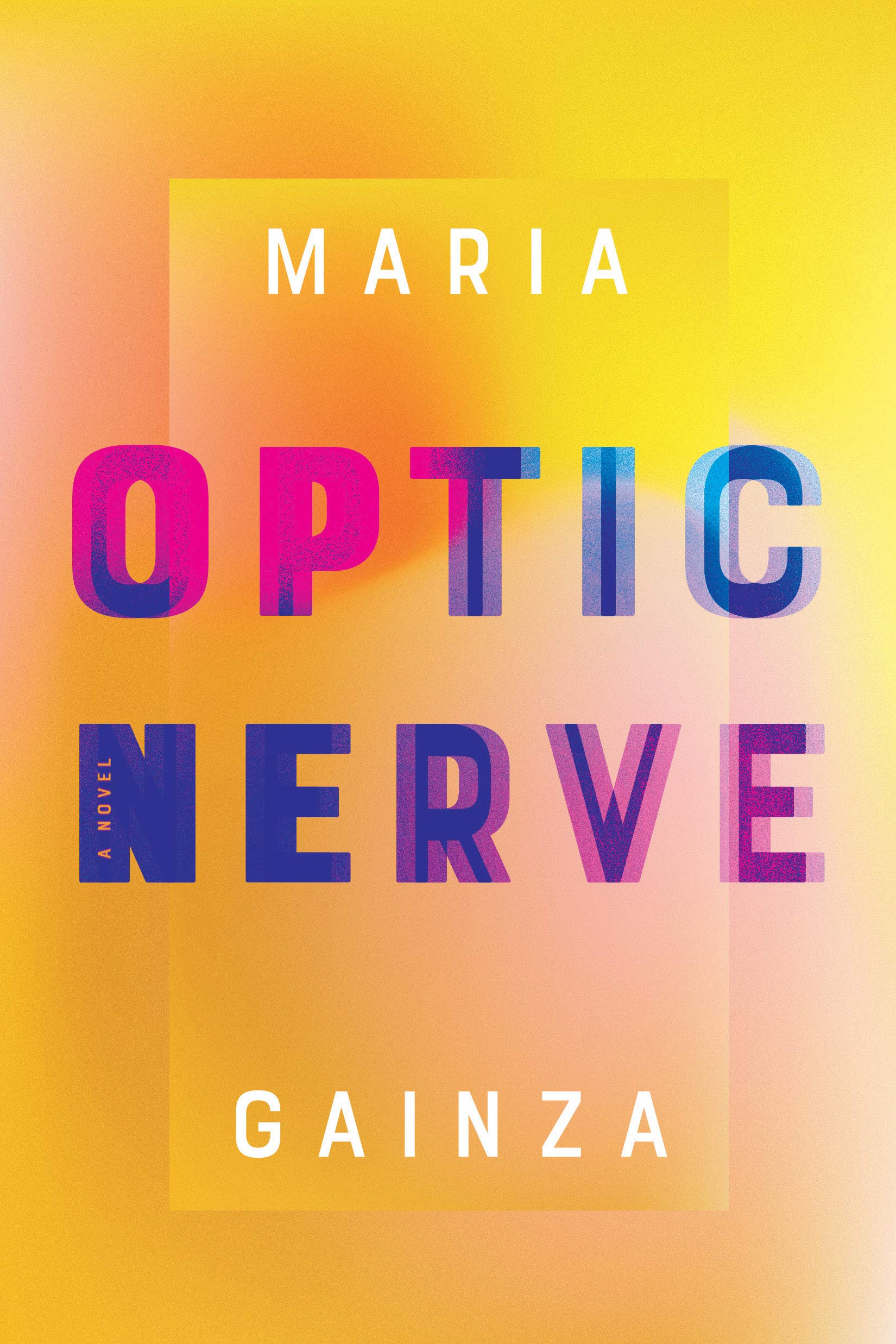 Optic Nerve Gainza Maria Bunstead Thomas 9781948226165 Books