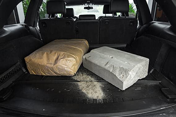 HYU DE 546610 4/Pieces Preisprofessor Exact Fit Rubber Car Floor Mats