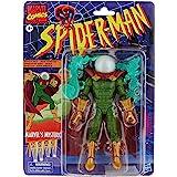 Marvel Legends Retro 6 Inch Action Figure Spider-Man Series - Mysterio