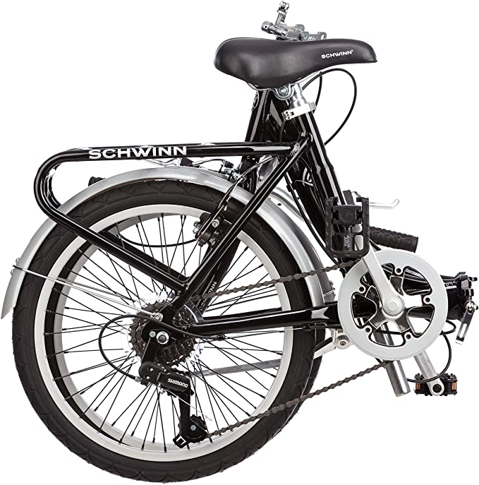 Best Budget Folding Bike: Schwinn Loop Folding Bicycle