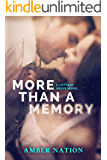 More Than A Memory (Cottage Grove Book 1)