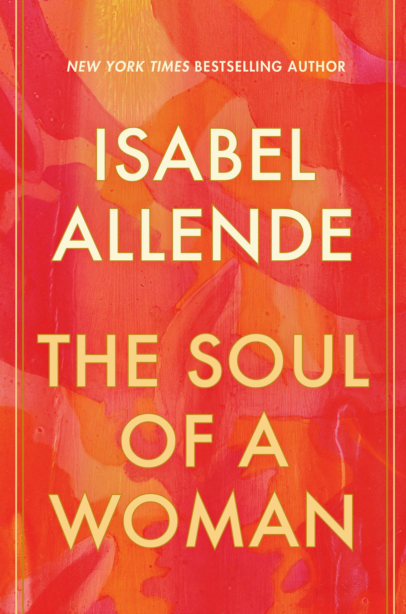 Amazon.com: The Soul of a Woman (9780593355626): Allende, Isabel: Books