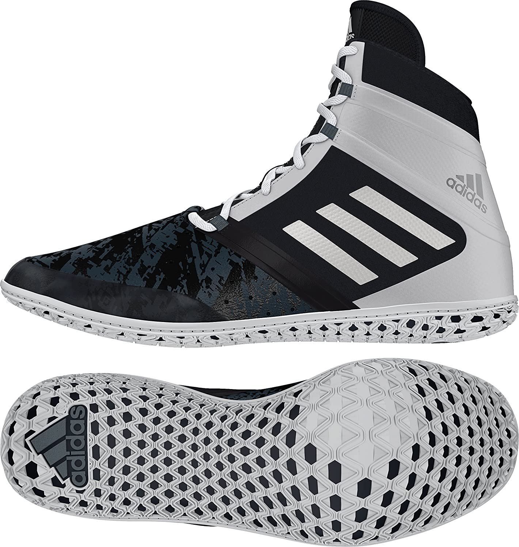 Adidas Impact Wrestling zapato schwarz