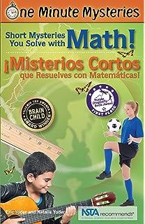 Misterios de un minuto: Matemáticas (One Minute Mysteries)