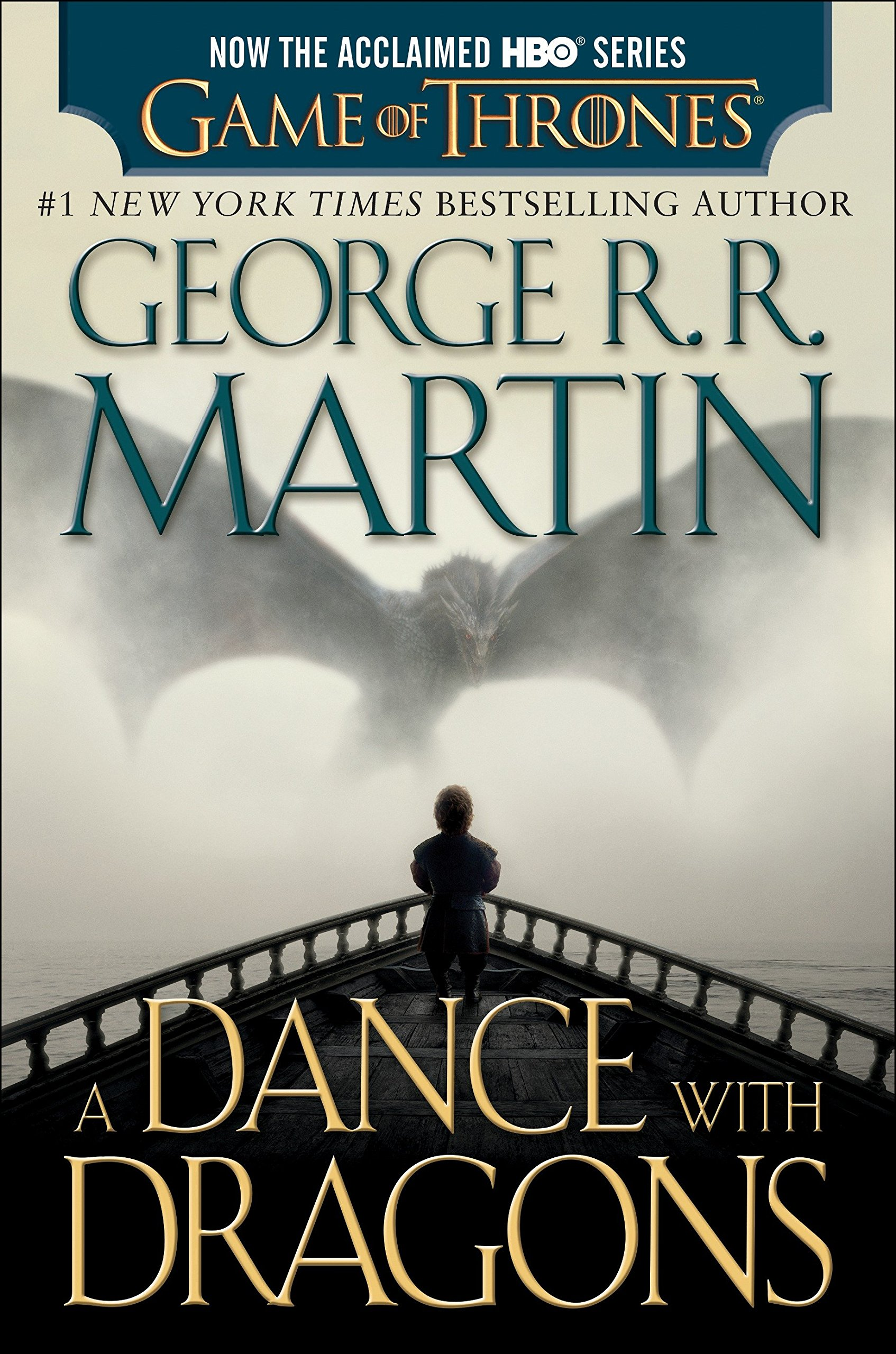 A Dance with Dragons (HBO Tie-in Edition): A Song of Ice and Fire: Book Five: A Novel pdf