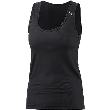 ODLO SUW TOP V-neck Singlet Active F-Dry Light Women  Damen Funktionsunterhemd