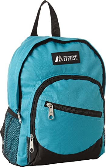 Everest Junior Backpack One Size Turquoise