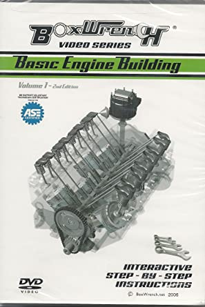BoxWrench - Basic Engine Building DVD