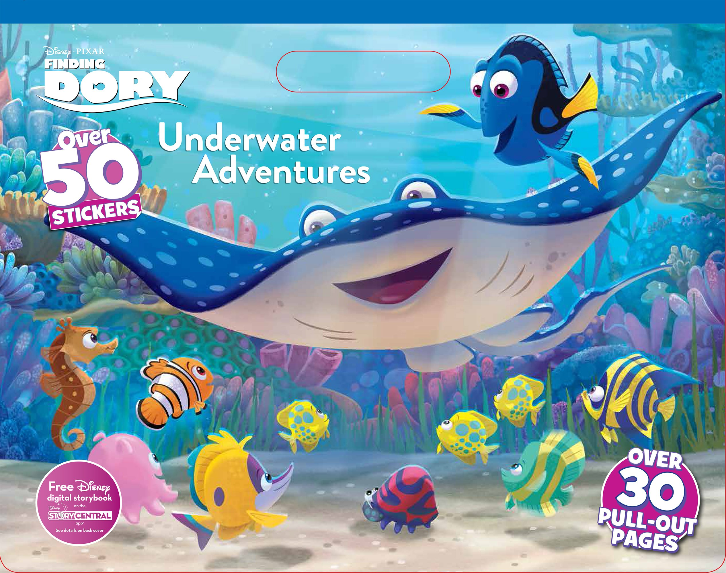 Disney Pixar Finding Dory Coloring product image