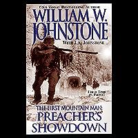 Preacher's Showdown (Preacher/The First Mountain Man Book 14) book cover