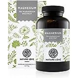 Magnesiumcitrat [ 670 mg pro Kapsel ] - 180 Stück. Frei von Zusatzstoffen wie Gelatine oder Magnesiumstearat. Laborgeprüft, hochdosiert, vegan und hergestellt in Deutschland