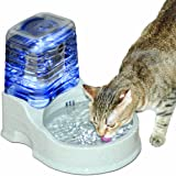 K&H Pet Products CleanFlow Cat Filtered Water Bowl for Cats