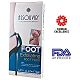 Exfoliating Foot Peel Mask - Baby Feet Peeling Mask for Calluses and Dead Skin Cells Remove - Get Gentle Soft Silky Heel - Smooth Soft Touch Feet - Natural Extracts Only