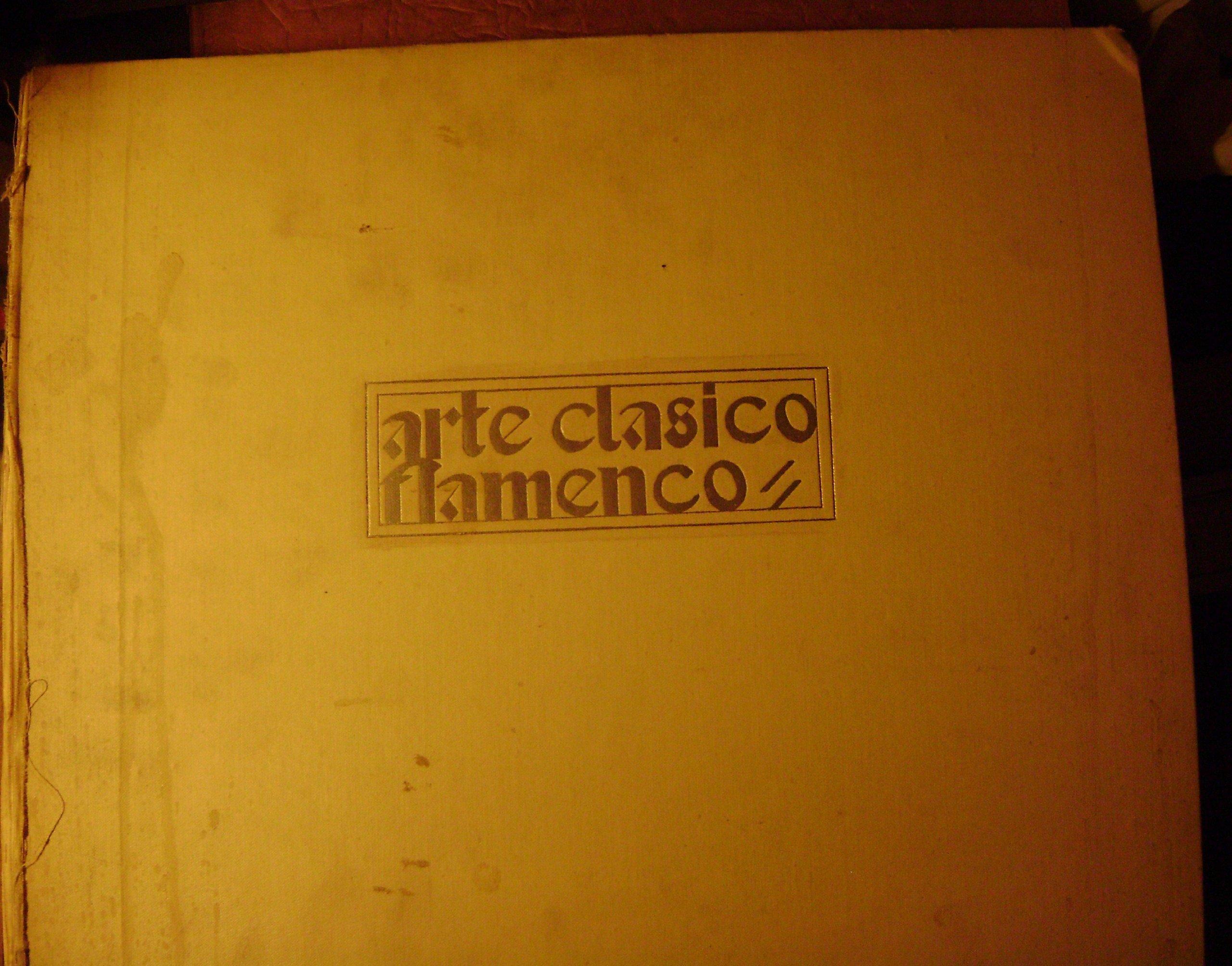 Arte Clasico Flamenco BAM set 12''