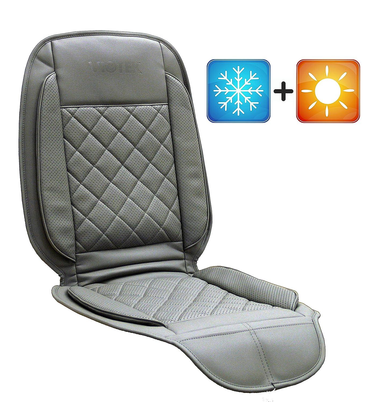 amazon com viotek heated cooled seat cushion featuring tru
