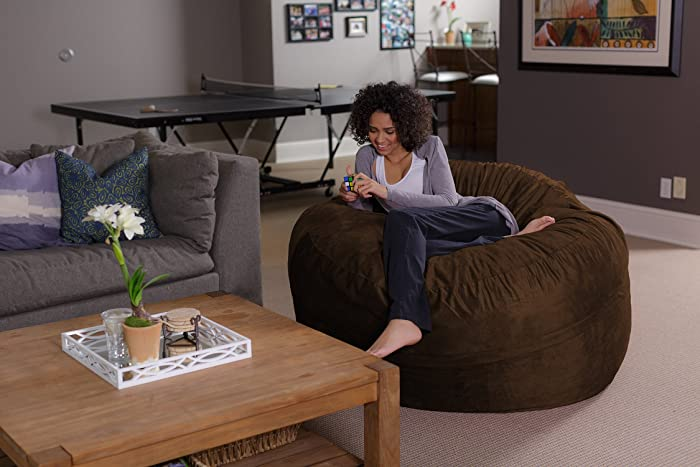 Top 10 Best Bean Bag Chairs For Adults In Feb 2019