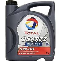 Total - Aceite Quartz Ineo ECS 5W-30, 5litros