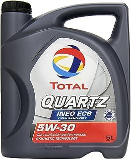 Total TOIN5305 Quartz Ineo ECS 5W30 5L: Amazon.es: Coche y moto