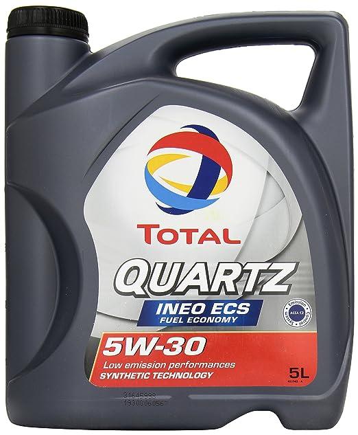 4 opinioni per Total Quartz Ineo ECS 5W-30olio motore 5l