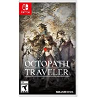 Octopath Traveler - Nintendo Switch - Standard Edition