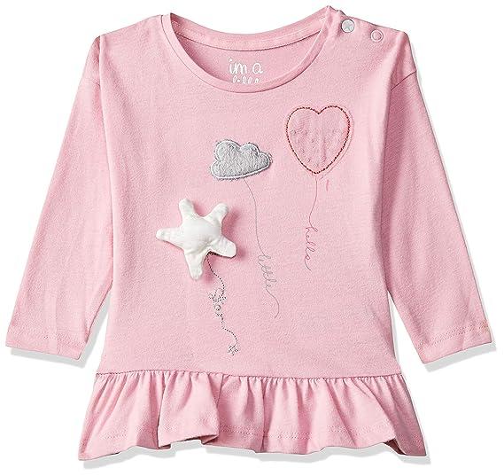 Mothercare Baby Girls  Animal Print Regular Fit T-Shirt  Amazon.in  Clothing    Accessories 1ebffb2c0