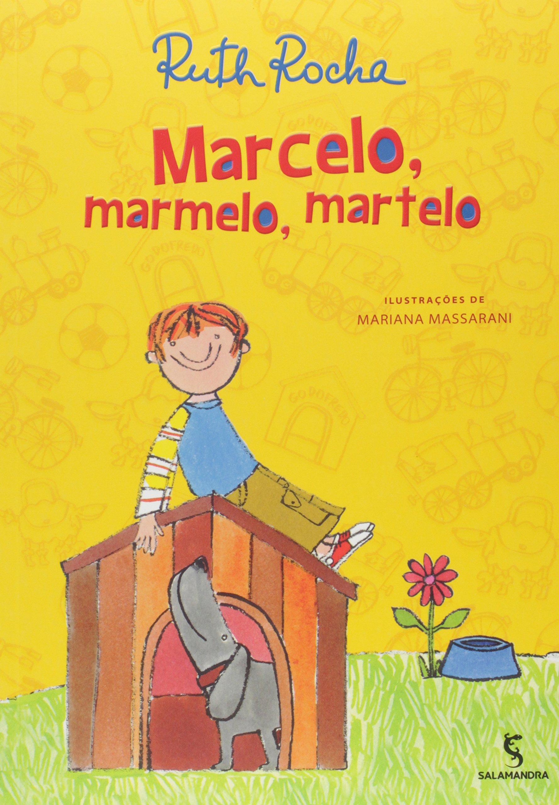 Marcelo, Marmelo, Martelo   Amazon.com.br