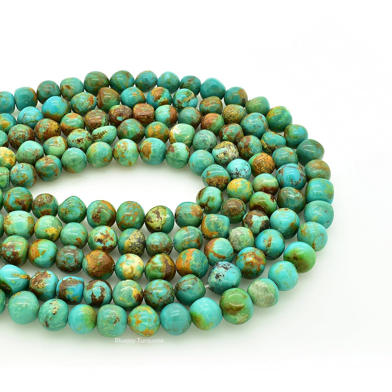 "Natural Blue Turquoise Gemstone 15mm 20mm Freeformed Nugget Sliced Beads 16/"""