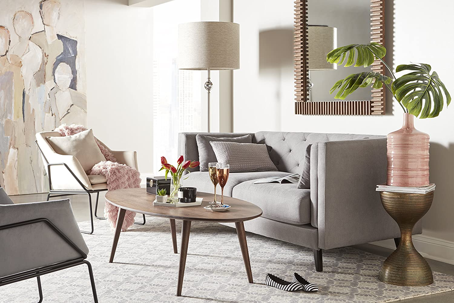 Elle Decor Living Room. Free Image Credit William Abranowicz For ...