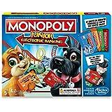 Monopoly - Junior Electronic Banking (Gioco in Scatola), E1842103