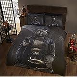 visario 5502 tableau sur toile motif bouddha 5 pi ces 160 cm cuisine maison. Black Bedroom Furniture Sets. Home Design Ideas