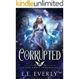 Corrupted: An Epic Dragons and Immortals Romantic Fantasy (Fallen Emrys Chronicles Book 1)