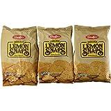 Stauffer's Lemon Snaps Cookies - [3 Pack]