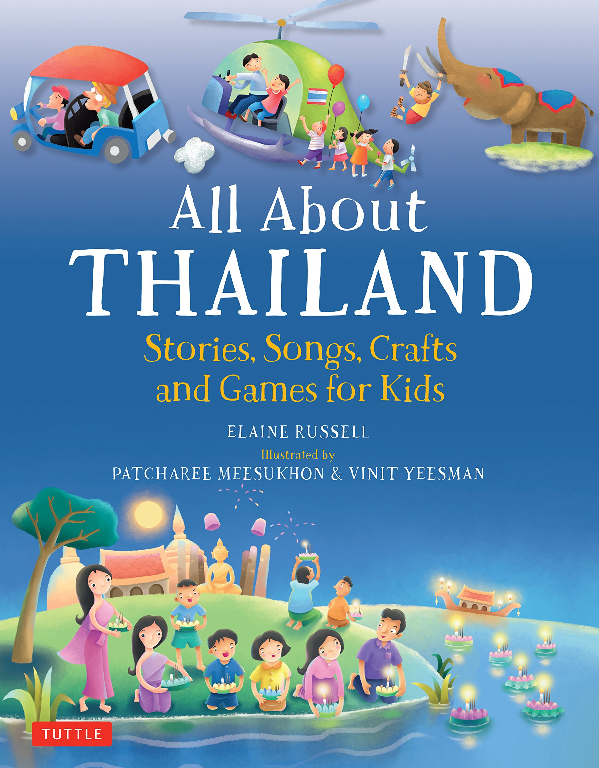 All About Thailand Stories Crafts product image
